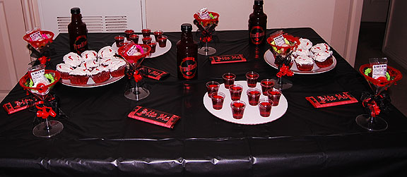 How To Host A True Blood or Vampire Themed Party